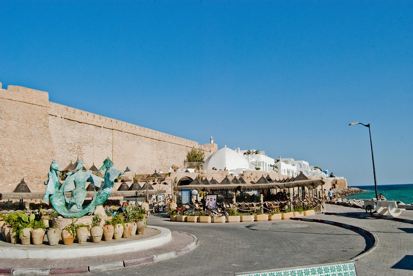 Одноразовая страна: отчёт по Тунису в августе/сентябре 2010