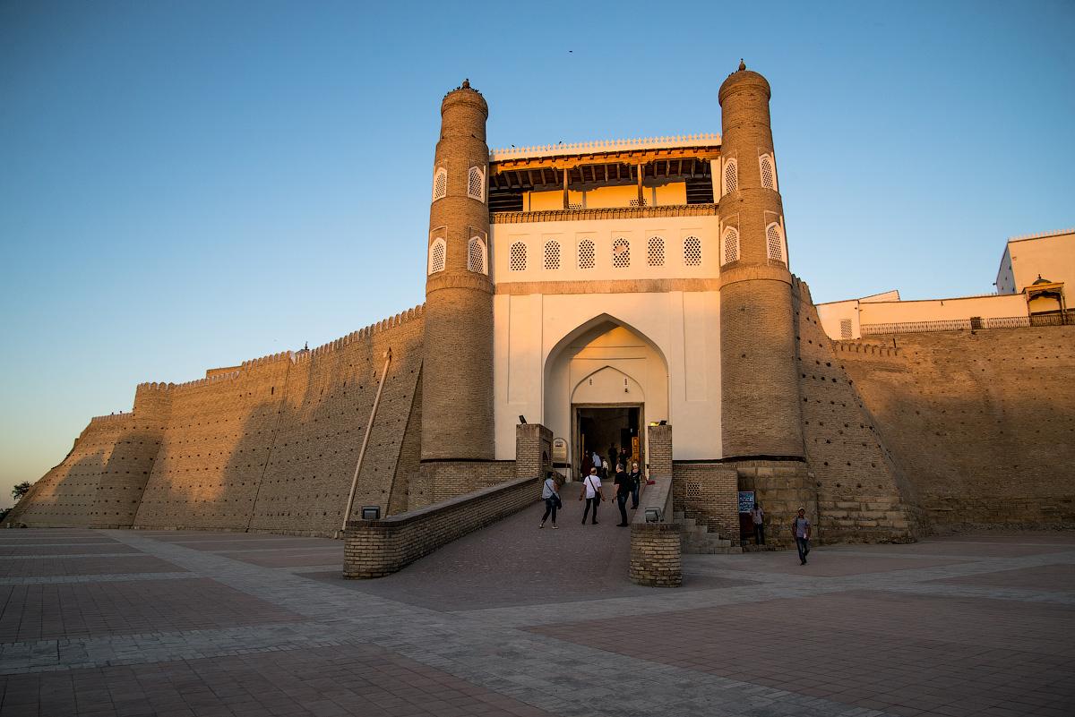 Узбекистан - от Ташкента до Муйнака в сентябре.