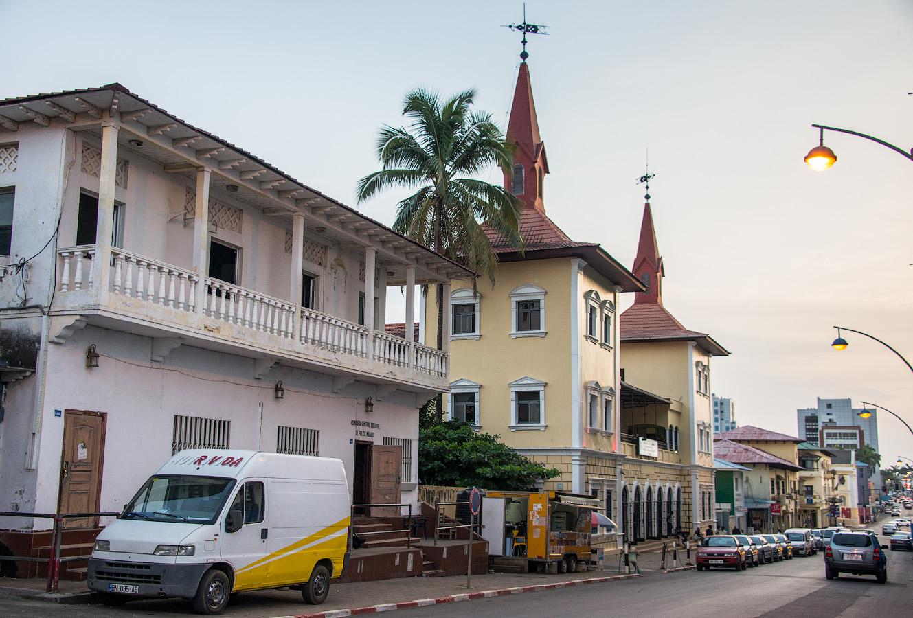 ЦАРские, и не только, приключения в Центральной Африке. Экваториальная Гвинея.