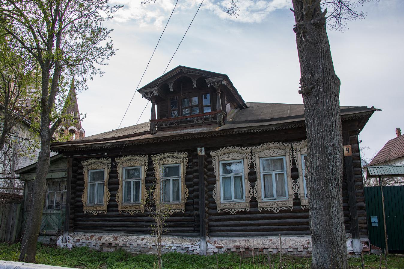 Гороховец и Флорищева пустынь: поездка выходного дня. Май 2018.