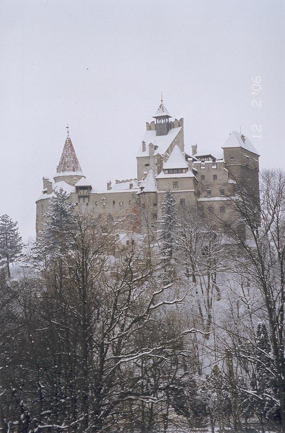 Замок Бран 176КБ